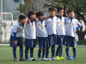 リラーシオサッカーメンバー